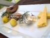 3 klara sillar - Inlagd sill, sill i dill och senapsill på Liss-Ellas senap i Garpenberg med Vikaknäcke, färsk potatis och Västerbottenost - Lerdalshöjden - Görgen på höjden
