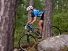 Malin Tinberg - MTB Täby - MTB SM Falun 2009