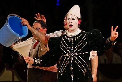 Clown - Cirkus Brazil Jack
